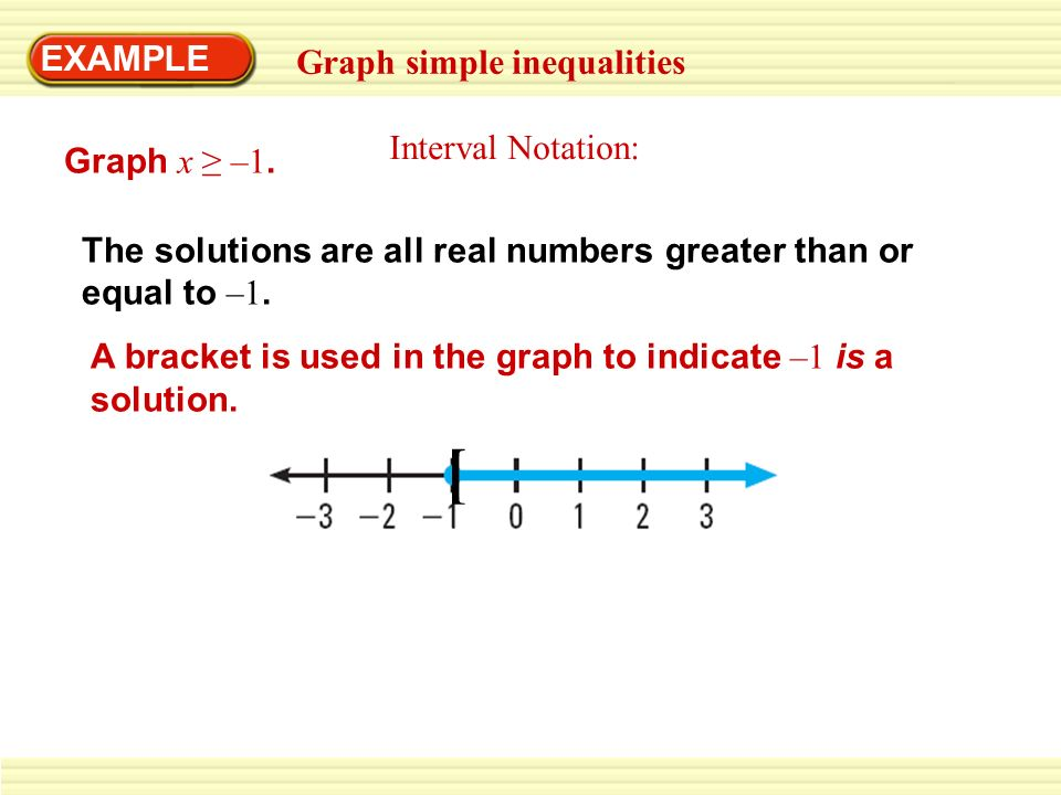 Equations and Inequalities - ppt video online download